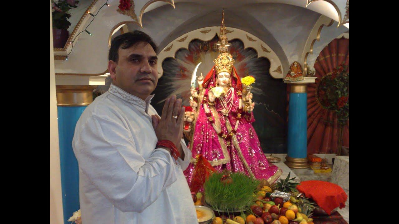 Mai Aaya Teri Sharni Maa Tune Banake Kyu Bigada Re Harish Happy