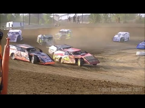 6.17.17 | UMP Modifieds Heats & Feature | Charleston Speedway