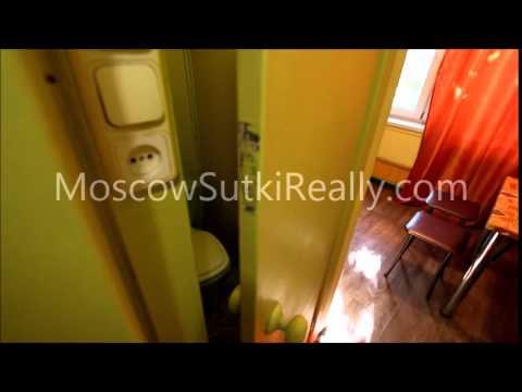 Аренда квартир в Москве на сутки у метро Октябрьское Поле