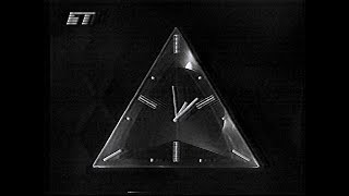 БТ. Конец эфира: Программа передач, Гимн, Часы БТ, УЭИТ. 23 марта 2003