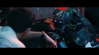 Chappie trailer Робот по имени Чаппи Трейлер