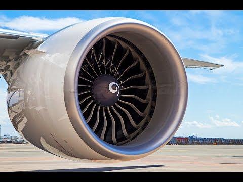Ge90 115b Turbofan Engine Power Amp Efficiency Part 1 Of 2