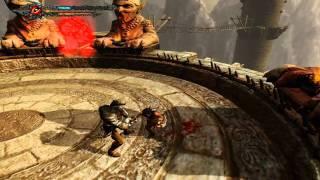 Garshasp: The Monster Slayer Mini Boss Fight