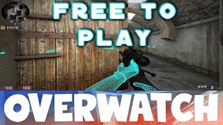 Effects of Free to Play! CS:GO OVERWATCH...
