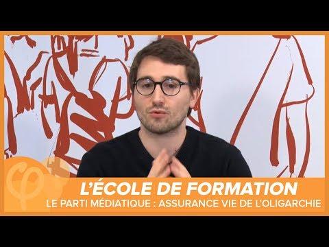 #eFi3 - Le parti médiatique : assurance vie de l'oligarchie