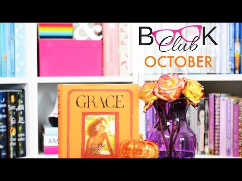 Book Club October 2015: Grace A Memoir