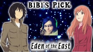 Bibi's Pick - Eden of the East [Anime Recommendations & Suggestions]