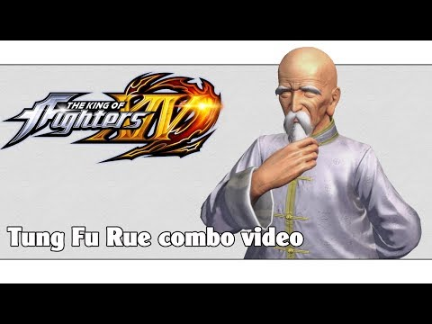 KoF XIV: Tung Fu Rue combo video