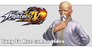KoF XIV: Tung Fu Rue combo video