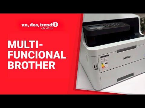 Multifuncional, amigable y práctica: así es la nueva impresora de Brother.