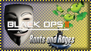 HACKER, BOUNCING BETTIES, AND MORE PEASHOOTERS! ( BO2 Funny Moments )