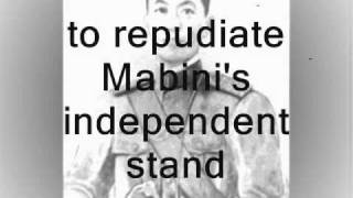 The Fall of Apolinario Mabini