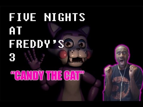 Five nights at freddy s 3 fan game night 3 a new animatronic
