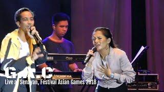 Gac - Lagu Hari Ini | Festival Asian Games 2018