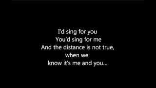 Bastian Baker - I'd Sing For You (Parole)