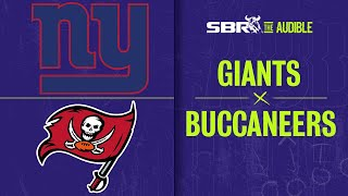 New York Giants vs. Tampa Bay Buccaneers Week 3 NFL Game Preview & Lines Moves