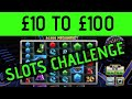 £10 to £100 Slots Challenge at 32Red Casino - Featuring Thunderstruck, Millionaire & More Slots!