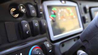 Cat B Series Articulated Dump Truck - Enhanced Operator Environment
