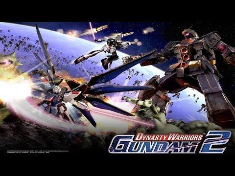 Dynasty Warriors Gundam 2 ps3 gameplay