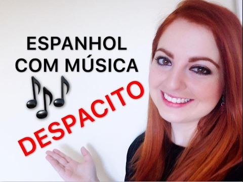 DESPACITO - Luis Fonsi ft. Daddy Yankee - Letra e tradução (ESPANHOL COM MÚSICA)