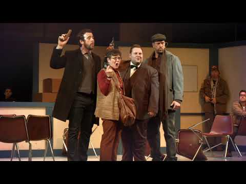 Lyric Theatre of Oklahoma presents Assassins