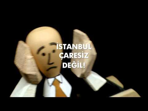 İstanbul çaresiz DEĞİL!