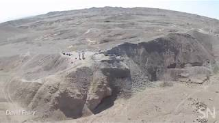Watch drone footage of an ancient East African stone tool site   Science News