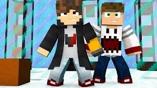 Minecraft 110 PRESOS - COISAS ESTRANHAS -  JUAUM  02