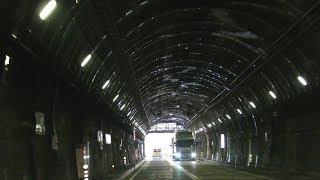 癒しsoothing星が輝く神戸・六甲トンネル。The shining stars in the ROKKOU TUNNEL.