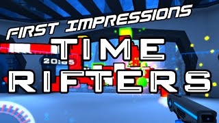 First Impressions: Time Rifters