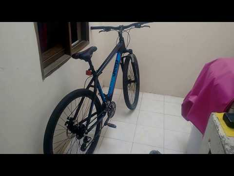 Bicicleta Jeep Caspio 27.5 - Jeep bike 2017