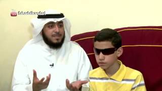 Young boy reciting quran with an amazing voice