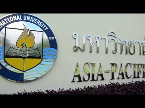 Asia-Pacific International University General Promo  |  2016