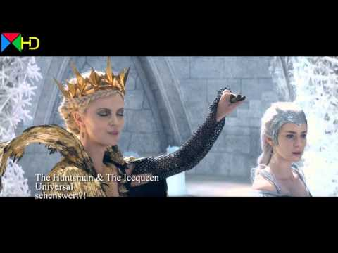 The Huntsman & the Ice Queen   Trailer Filmkritik Review   sehenswert?! [HD]