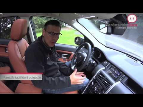 Land Rover Discovery Sport 2016, prueba de manejo en español