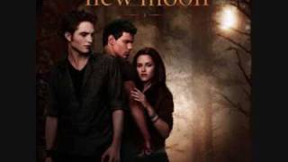 New Moon Official Soundtrack (3) Hearing Damage - Thom Yorke |+ Lyrics