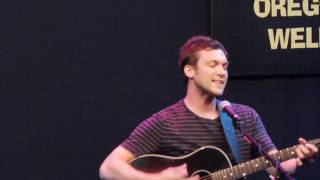 Phillip Phillips Magnetic BRAND NEW UNRELEASED SONG Skype Live