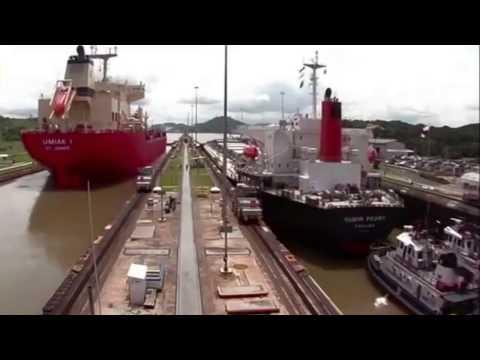 O Canal do Panamá
