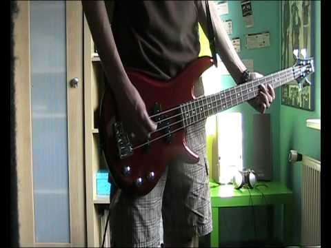 Anti-Flag - Hymn For The Dead Bass Cover mp3