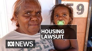 This grandmother is suing the Government after years of sleeping on her kitchen floor | ABC News