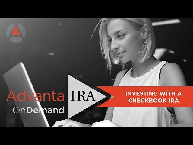 Get Control of Your Investments with a Checkbook IRA [webinar]