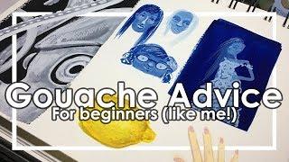 How to start learning Gouache