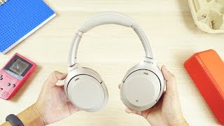 Sony WH-1000XM3 Review: Next-level noise cancellation performance