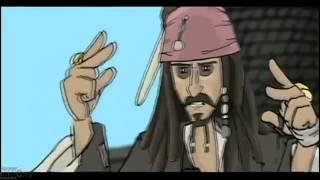 Как должен был закончиться 'Пираты Карибского моря  Сундук мертвеца'