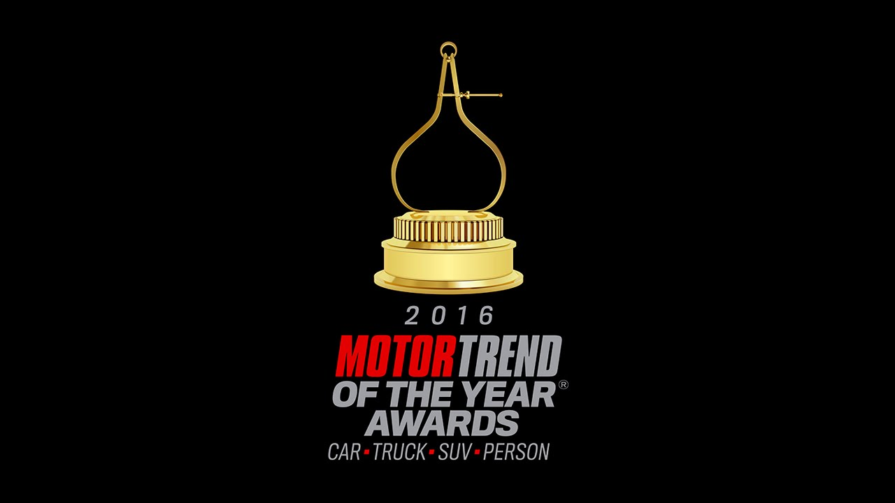 REPLAY 2016 Motor Trend of the Year Award Ceremony  YouTube