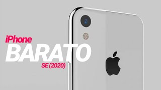 Apple libera un iPhone BARATO (Que vas a querer comprar) |  iPhone SE (2020)