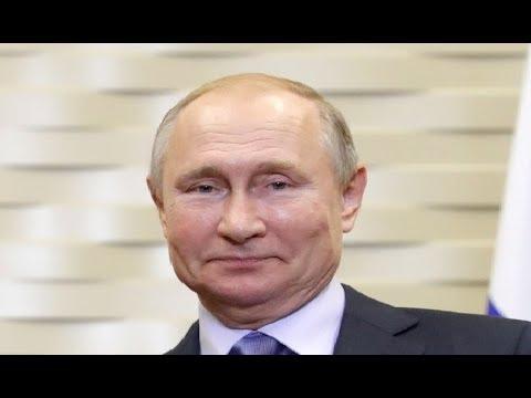 Путин в сауне с голым мужиком и пожар (интервью Ларри Кингу)