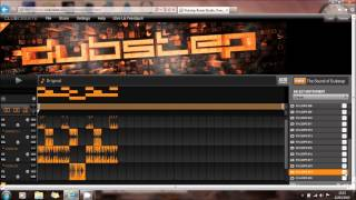 Create Dance Music - Dubstep - ideal for musicians/non musicans alike