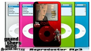 GTA San Andreas - Descargar e instalar el Mod Reproductor Mp3