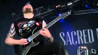 Sacred Mother Tongue - Seven (Live at Bloodstock Open Air 2013)
